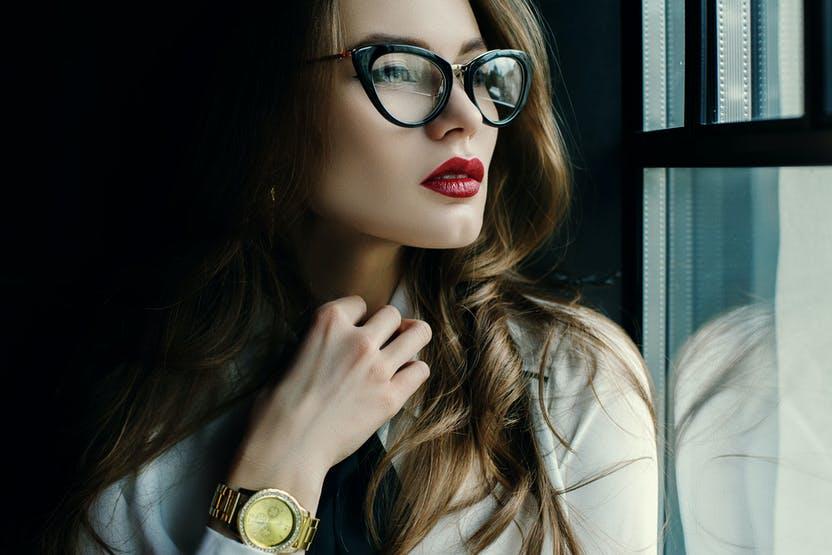 انتخاب عینک بر اساس شکل ابرو