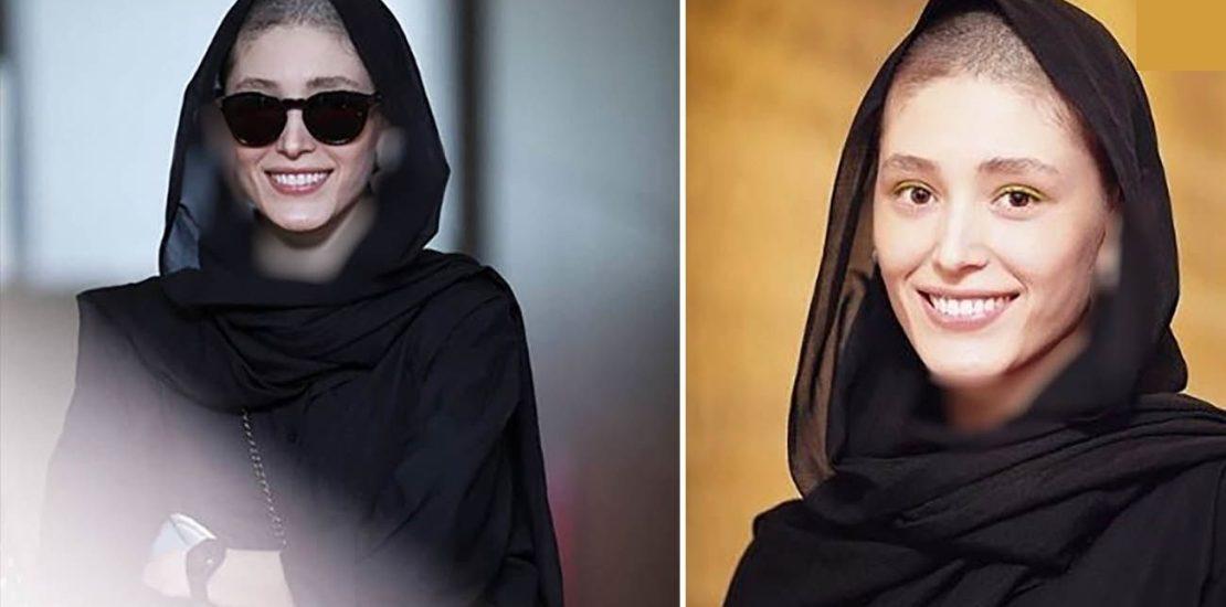 با مدلهای عینک فرشته حسینی، بازیگر افغان تبار اهل ایران آشنا شوید
