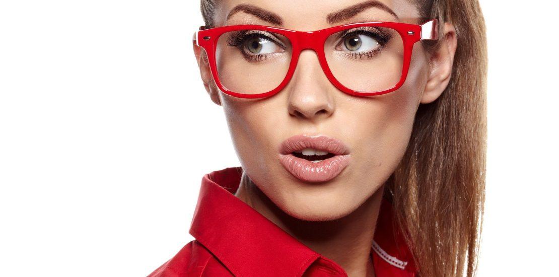 شخصیت شناسی آدم ها از روی رنگ عینک آنها