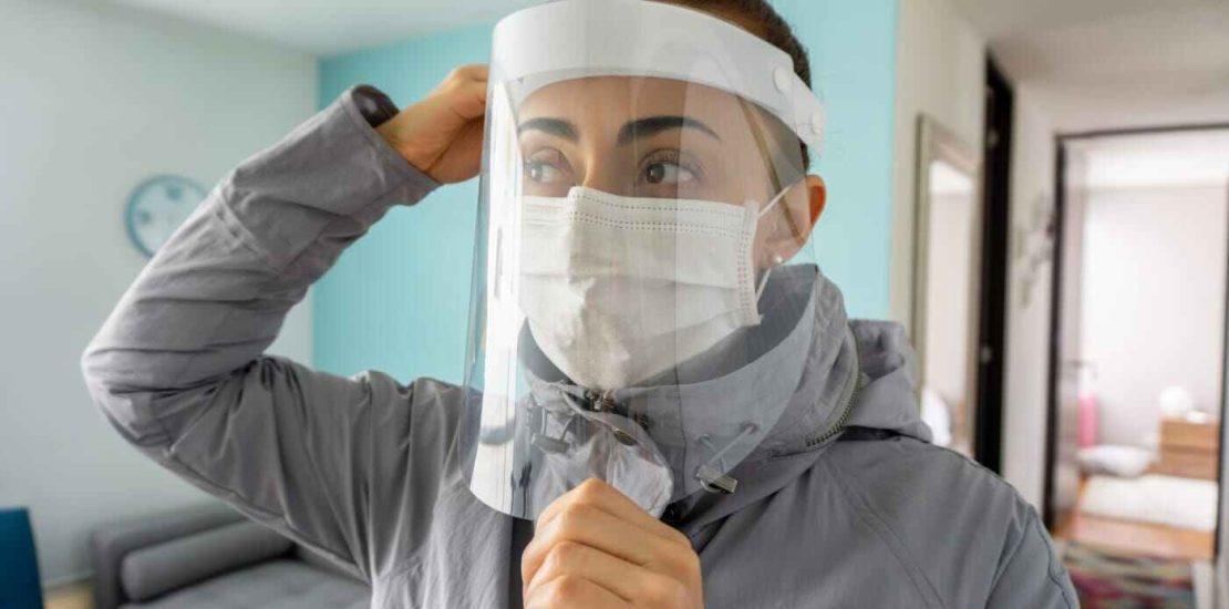 آیا با «شیلد» میتوان به طور کامل از چشمهای خود در برابر ویروس کووید ۱۹ محافظت کرد؟