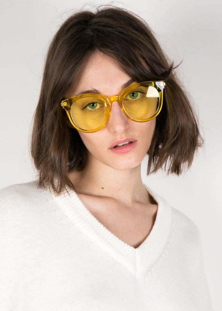 شخصیت شناسی از روی رنگ عینک