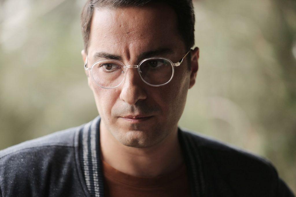 مدل عینک بازیگران سریال قورباغه