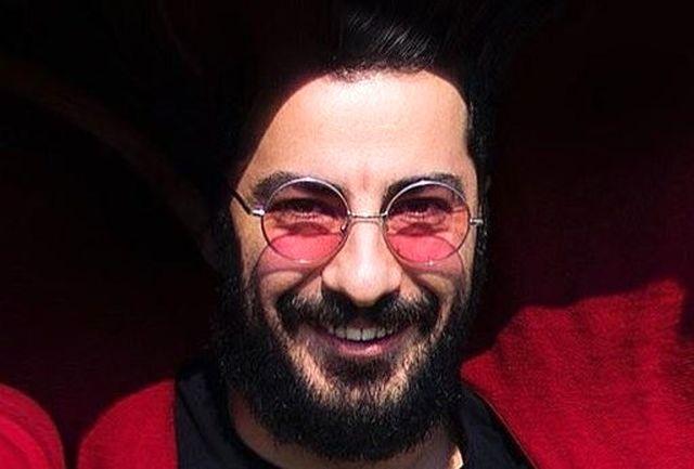 عینک نوید محمدزاده